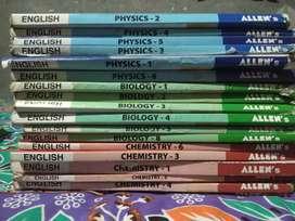 Allen study materials for neet