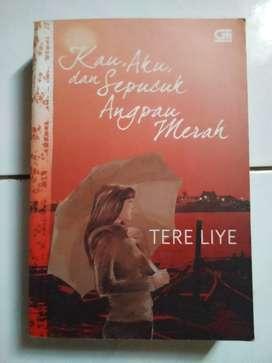 Paket Novel Tere Liye isi 2