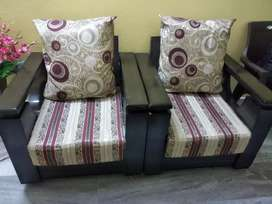 Sofa set used but in good condition