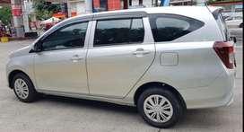 Daihatsu Sigra 1.2 X, mobil bekas, 2018, automatic, dijual cepat murah