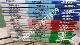 allen kota neet /aiims (40book) pattern book latest edi  all sub pcb
