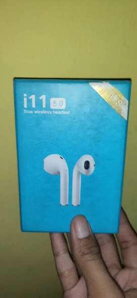 Dijual Wireless Headset i11 Kondisi Mantap