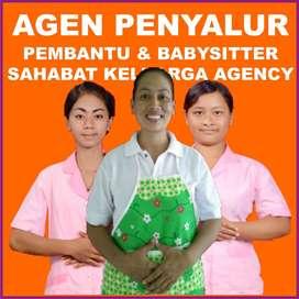 Jasa Penyalur Pembantu, BabySitter, Serabutan, Driver, Lansia, dll