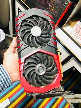 MSI Radeon Rx570 Gameing X 4GB Available