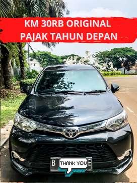 KM30RB Original  Service Resmi Toyota Avanza Veloz 1.3 AT 2018/17 Gres
