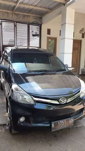 Daihatsu Xenia Tipe X Tahun 2012