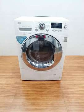 LG 6/3kg front load washing machine