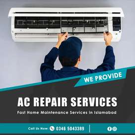 Elcetice work AC installation AC services Automatic washing machines