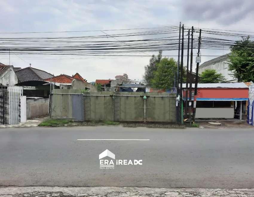 Tanah tengah kota lokasi strategis disewakan di Menoreh raya semarang