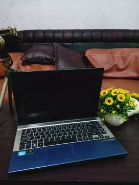 Laptop acer aspire  4830 core i3 ram 2 hdd 500 normal