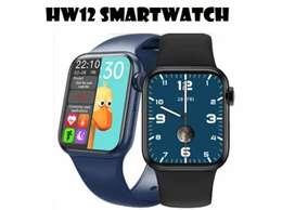 HW12 1.57 Inch 40MM Smart Watch Split Screen Health Monitor Bluetooth