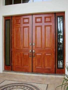 kusen pintu dan jendela Kayu oven