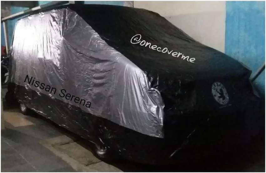 Livina brio calya sigra kijang xpander mobil tutup cover selimut jas R 0