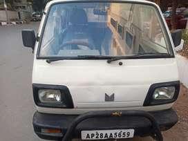 Maruti Suzuki Omni 8 STR BS-III, 2000, Petrol