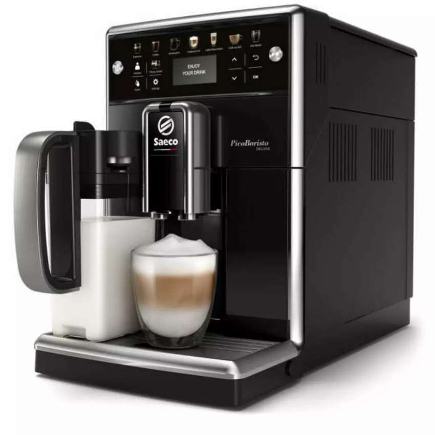 Mesin Kopi Otomatis Saeco Picobaristo Deluxe Italy automatic coffee 0