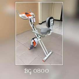 Sepeda Statis Magnetik // Selasa Gym 6.32