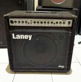 Laney ah100 12inc speaker ampli keyboard atau drum elektrik