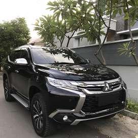 Asli Plat H Pjk Baru Panjang Low KM Pajero Sport Dakar 2019