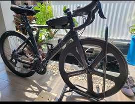 Roadbike Java Sirulo 3 carbon decal tahun 2021 mulus