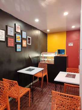 Ready to handover fully furnished restaurant