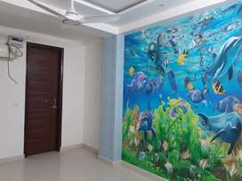 3 BHK floors  for sale with lift ,car parking and modular kitchen