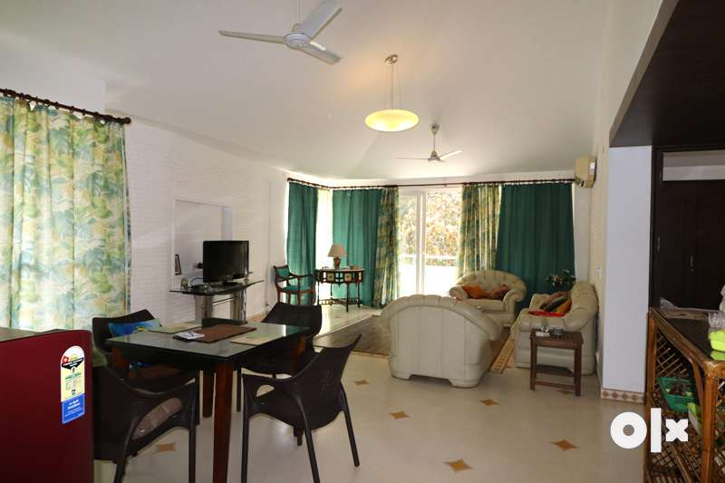 2 Bhk 154sqmt flat Semi-furnished for Sale in Reis-Magos, North-Goa.(1 0