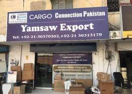 Cargo connection pakistan