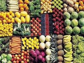 Vegetables and Fruits Online