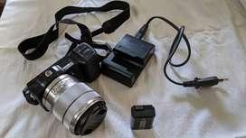 Sony NEX-5K/B (Mirrorless Interchangeable Lens Camera)