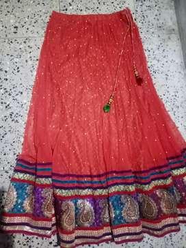 Lehanga skirt