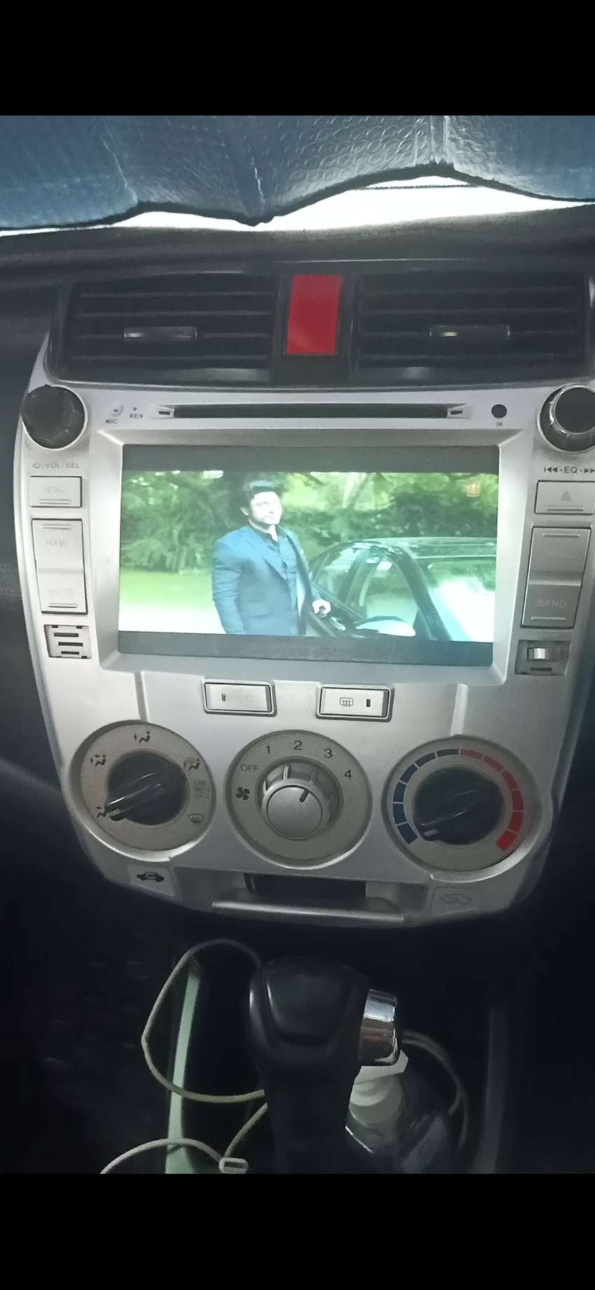 Honda City Lcd touch complete panel 0