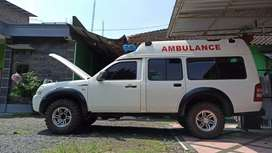 Ambulance 4x4 mobil rescue Ford ranger