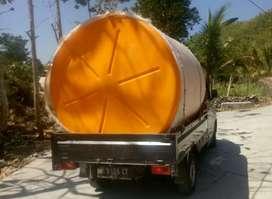 Tandon air 5000 liter toren air bisa untuk penampungan minyak goreng