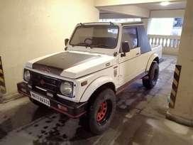 Maruti Suzuki Gypsy King ST BS-III, 1998, Petrol