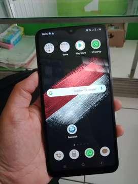 Samsung A10 kondisi mulus baru satu bulan saja butuh uang