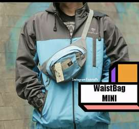 Paket outdoor jaket tas pinggang New