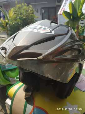 Helm G2 Double kaca.