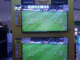 "TV Samsung Super Smart TV 43""    Kredit Dp ringan Tanpa Jaminan"