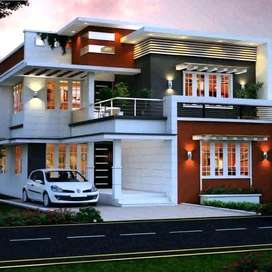 New Independent Houses For Sale Located at Nuzvid