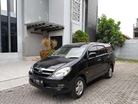 Toyota Innova 2.0 G Manual 2006 Orisinil Top Condition DP 18jt