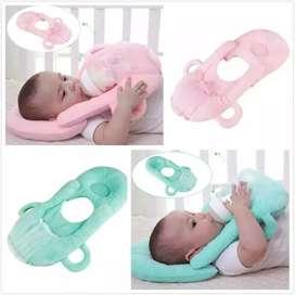 Bantal Menyusui Multifungsi Dapat Disesuaikan untuk Bayi