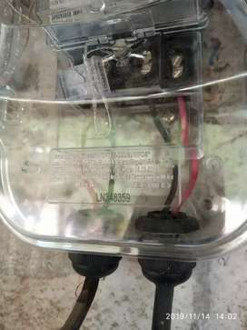 Vacancy for meter installation