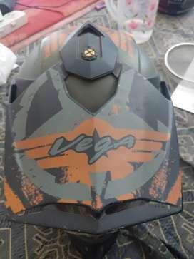 Vega secret stylish dirt helmet