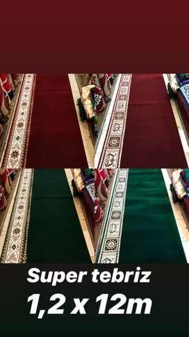 Karpet sajadah 19 mm tebal