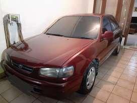 All new corolla 1996