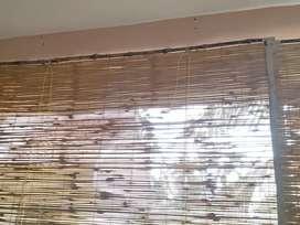 New bamboo screen thatty.