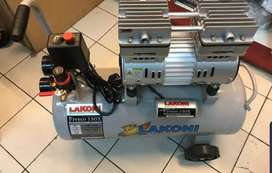 (KRANGGAN TEKNIK)Kompresor Lakoni 1 hp Fresco 130 model silent