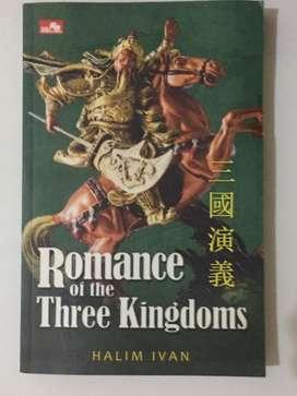 Romance of the three kingdoms by Halim Evan