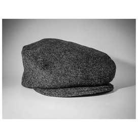 Flat cap - hooligan cap - topi copet - topi seniman