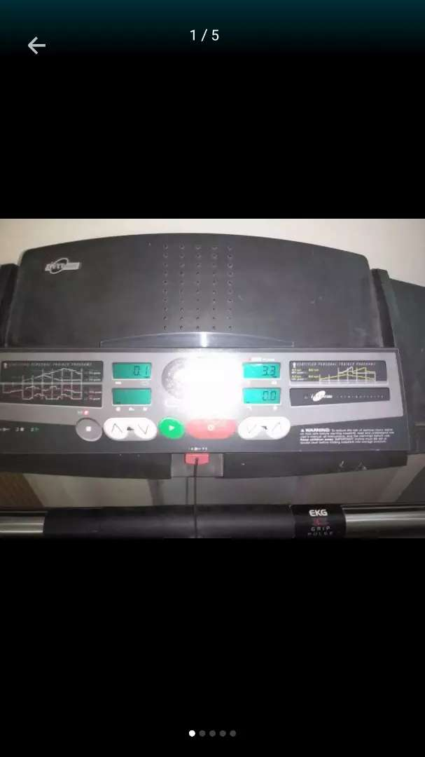 Proform treadmill made in USA autoincline 0